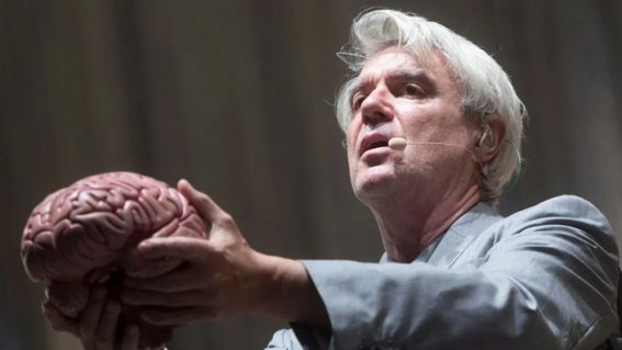 David Byrne chats with us about his incredibly energetic American Utopia