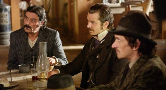 While you were busy playing Red Dead 2, a Deadwood movie started filming…