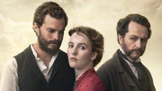 Poetic period drama Death and Nightingales will reward viewers' patience