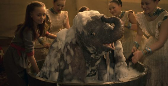 Dumbo proves more ap-Peele-ing than Us at weekend box office