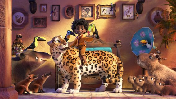 Trailer and release date for Encanto, Disney's new Colombian fairytale