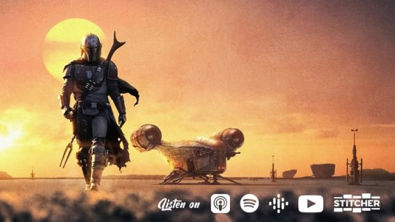 Announcing… The Take: Mandalorian podcast
