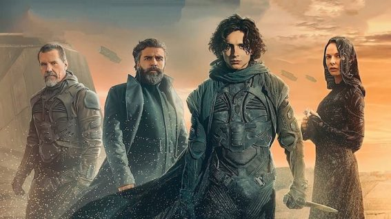 When will Dune be released in Australia?