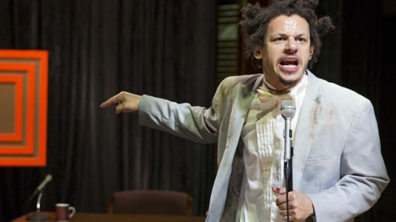 The psychedelic, apocalyptic vision of surreal talk show comedy The Eric Andre Show