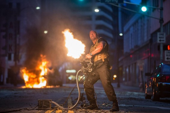 'Fast & Furious 7′ Makes History By Obliterating NZ Box Office