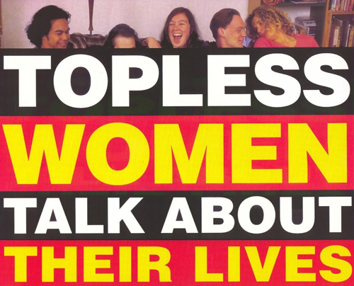 The Flicks Live Read – Topless Women Talk About Their Lives