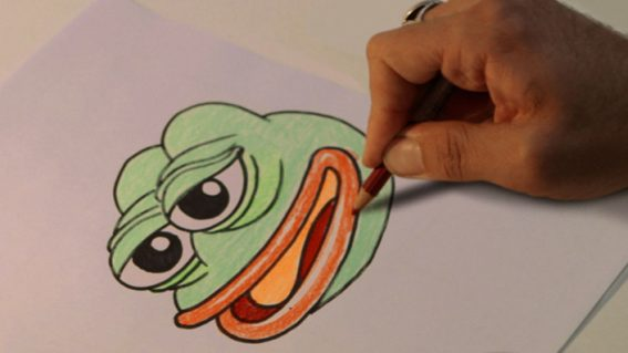 Crazier-than-fiction doco about a cartoon frog is one of 2020's most essential films