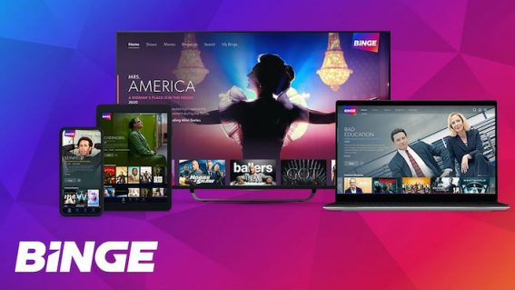 Introducing Binge, Foxtel's new 'unturnoffable' streaming service