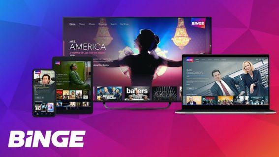 Introducing Binge, Foxtel's new 'unturnoffable' streaming service
