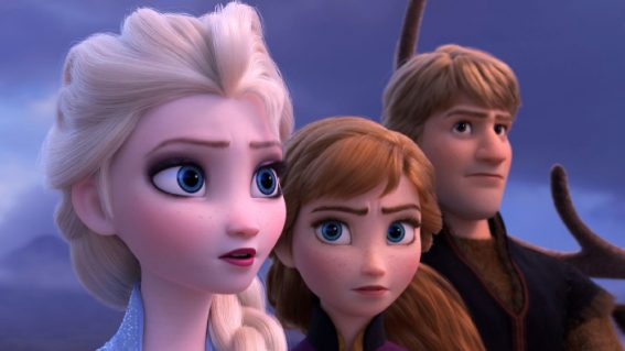 Australian weekly box office: Frozen 2 is singing a merry tune