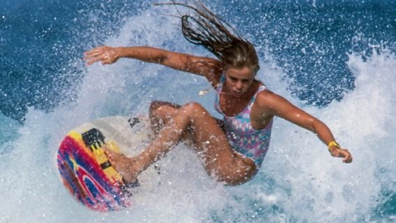 Win double passes to 1980s surf doco Girls Can't Surf