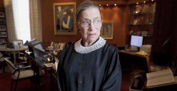 "From inspiring political figure to ""The Notorious RBG"" brand"
