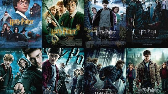 Hey Muggles, every Harry Potter film is coming to Netflix