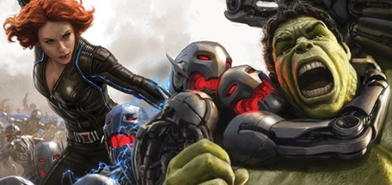 First trailer for 'Avengers: Age of Ultron' is here