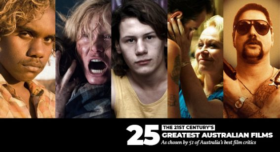 How a new generation of filmmakers defined 21st century Australian cinema