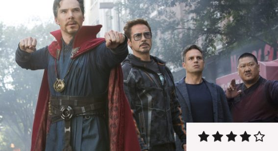Avengers: Infinity War review: a damn fun time that rises to its challenge