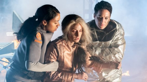 Move over Doctor Who, Intergalactic is the new space-travelling British sci-fi to watch