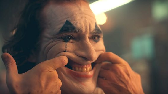 Joker feints toward edginess, but comes off a little stale