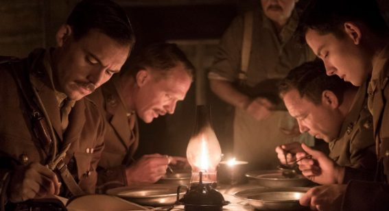 Journey's End is a a top-notch World War I character piece