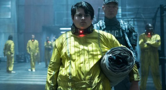 "Deadpool 2's Julian Dennison on fiery fists, ""prison wallets"", and some guy called Ryan"