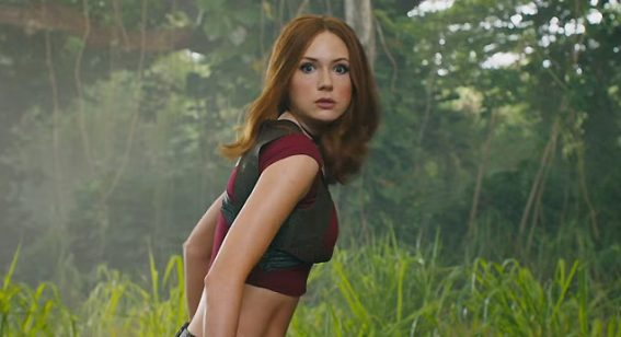 Interview: Karen Gillan on 'Jumanji', 'Avengers', and… 'Game of Thrones'?