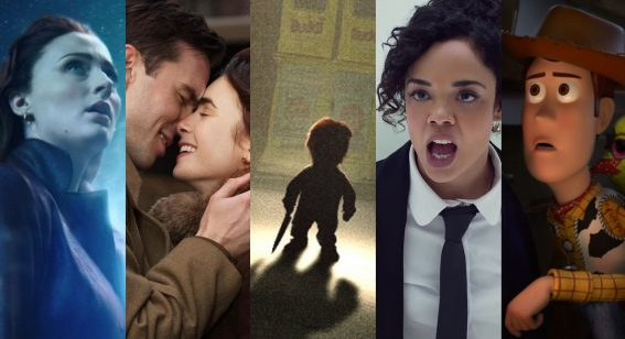 Watch our quick guide to what's in cinemas this June