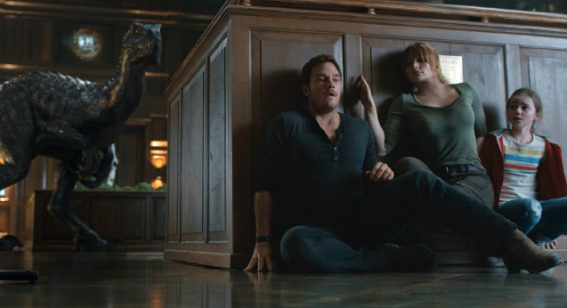 Weekend box office: Jurassic World is king of the castle