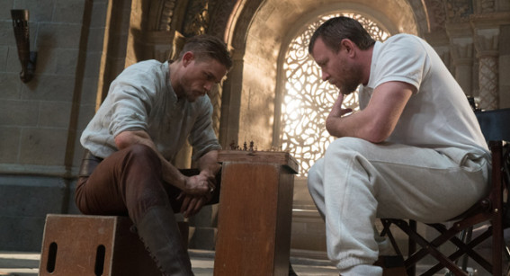 Interview: Director Guy Ritchie and star Charlie Hunnam on 'King Arthur: Legend of the Sword'
