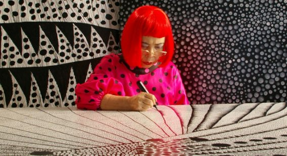 Kusama: Infinity pairs gripping personal story with astonishing artwork