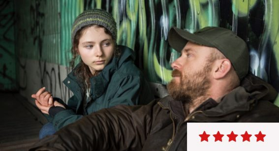 Leave No Trace irresistibly encourages us to invest in its characters