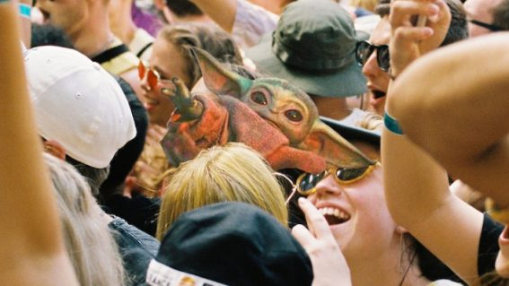 We're giving away tickets to January's Laneway Festival