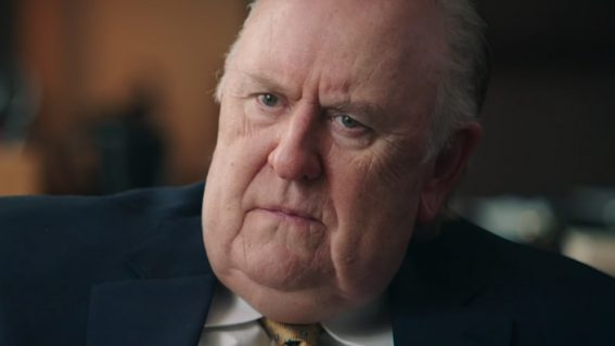 John Lithgow on playing disgraced Fox News boss in Bombshell