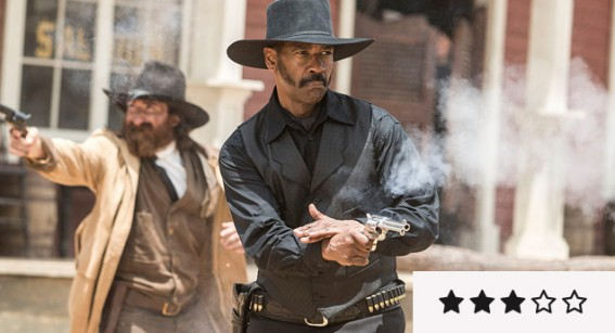 "Review: 'The Magnificent Seven' and its Surface-Level ""Wokeness"""