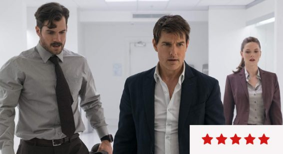 Mission: Impossible – Fallout review: dizzying high of a franchise