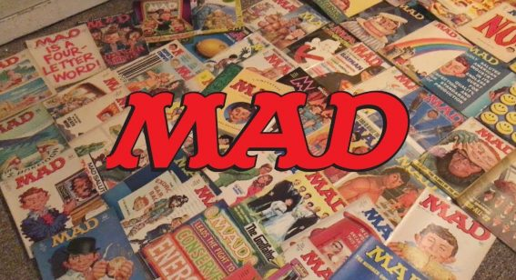 RIP Mad magazine and its detail-obsessed movie fanaticism
