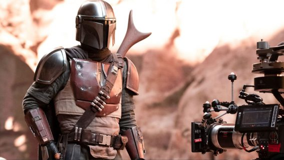 Disney Gallery: The Mandalorian is the most exciting Star Wars development this year