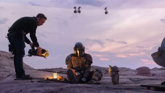 A Mandalorian making-of series will arrive on Disney+ in May