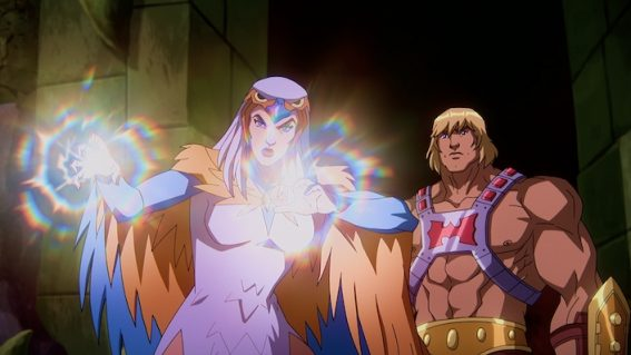Australian trailer and release date for Masters of the Universe: Revelation