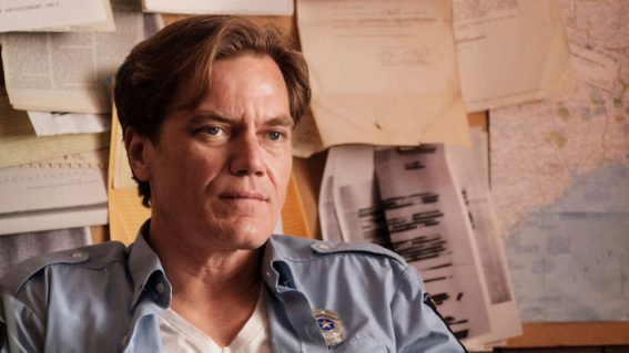 The superb Michael Shannon on his new thriller The Quarry