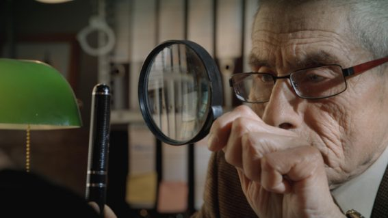 Real-life spy story The Mole Agent amuses more than most made-up films this year