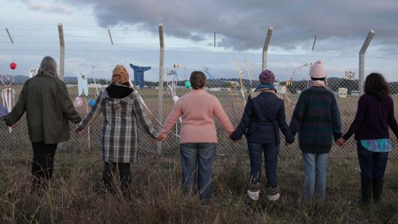 Briar March on anti-nuke activism doco Mothers of the Revolution