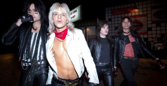 Netflix's Mötley Crüe movie The Dirt is trashy, dumb fun (a damn good thing)