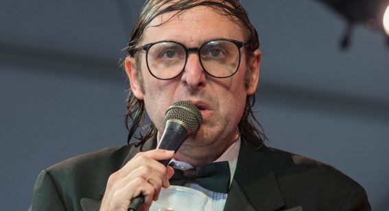 Neil Hamburger is a disgusting creature whose live show shouldn't be missed