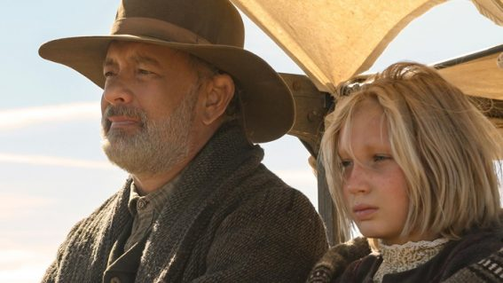 Tom Hanks western News of the World is a leisurely-paced journey