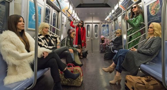 Why Ocean's Eight will be more escapist fun than feminist awakening