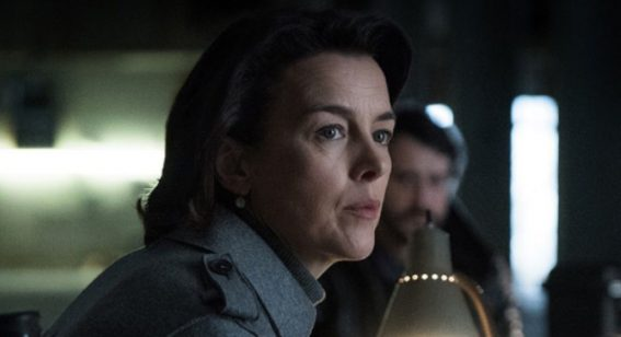 Interview: Olivia Williams on her role opposite J.K. Simmons in Counterpart