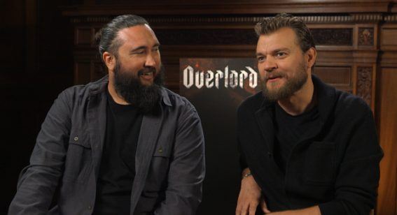 Watch Overlord director and star talk intense, over-the-top action horror