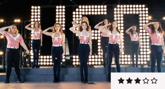 Review: Fans Should be More Than Satisfied by 'Pitch Perfect 3'