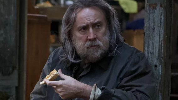 Nicolas Cage delivers one of his most acclaimed performances for years in Pig