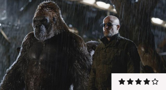 Review: 'War for the Planet of the Apes' Upends Expectations